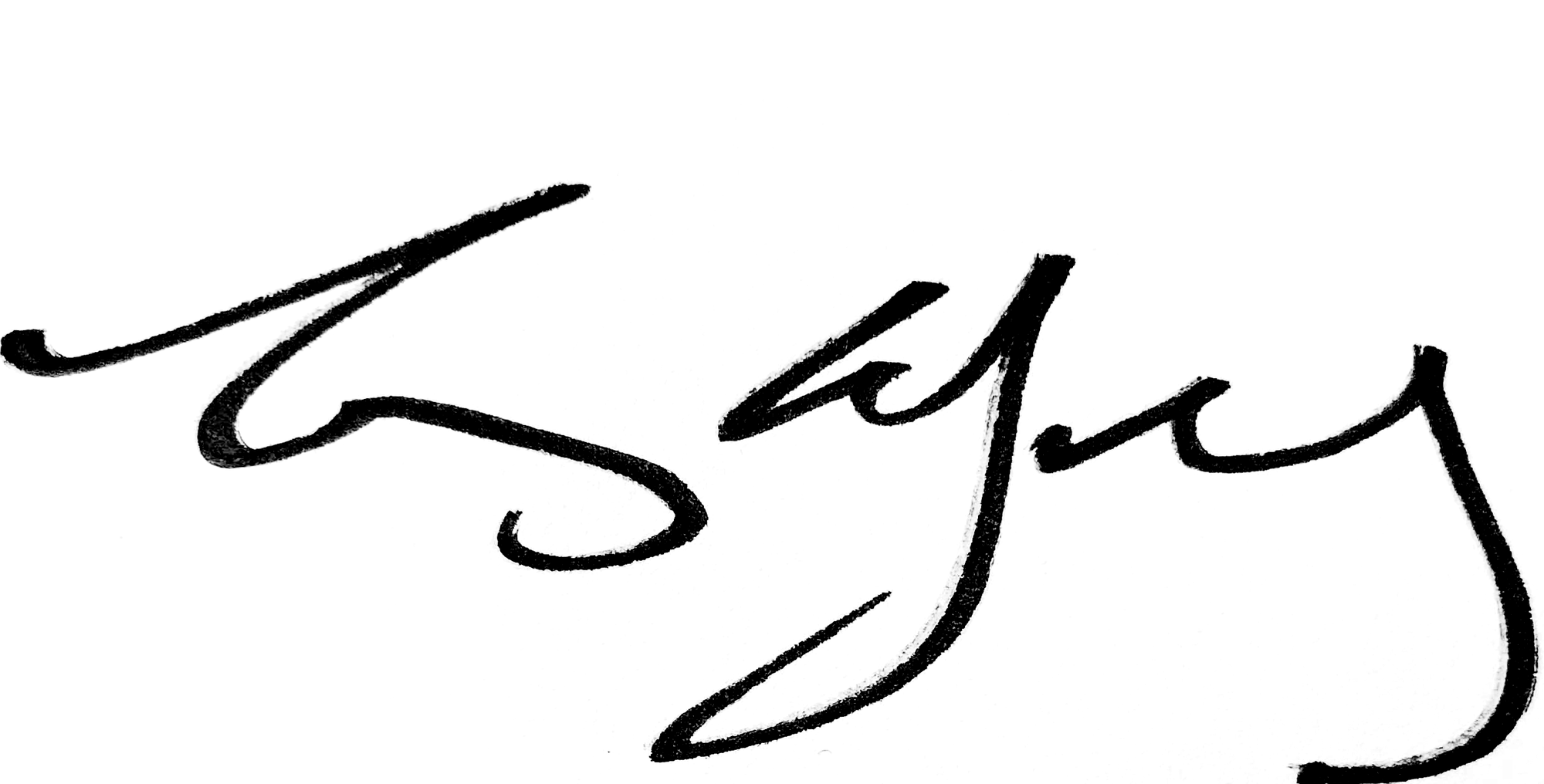 Christopher Kingsley's Signature
